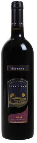 Teal Lake Shiraz Private Reserve